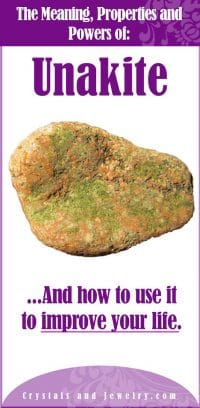 unakite meaning