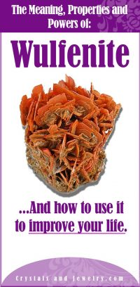wulfenite meaning