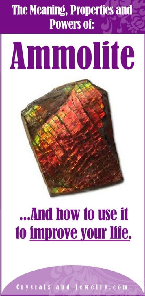 ammolite meaning