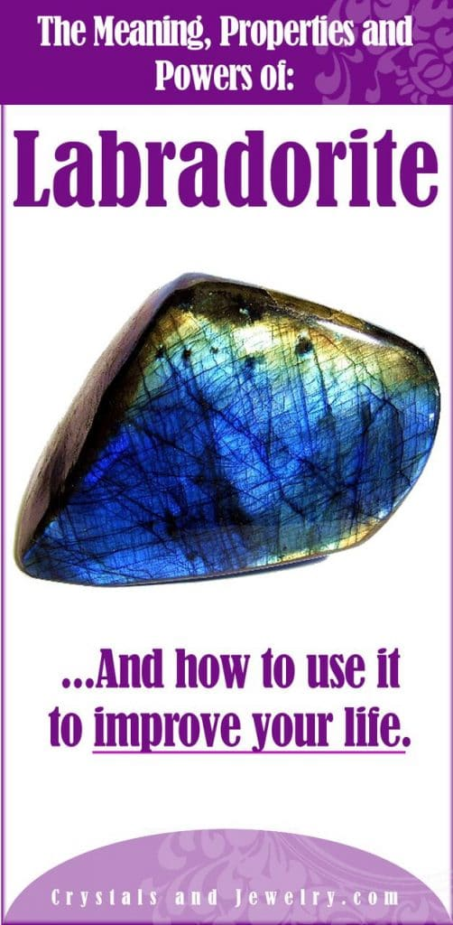 labradorite meanings properties and powers