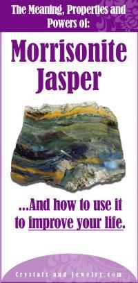 morrisonite jasper meaning