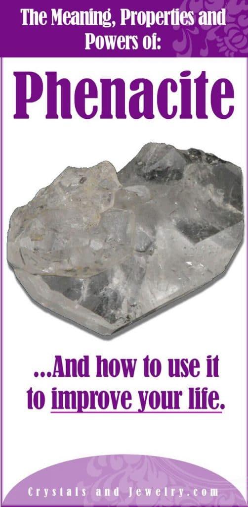 phenacite meaning