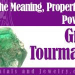 Green Tourmaline for protection
