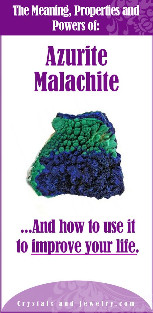 azurite malachite meaning