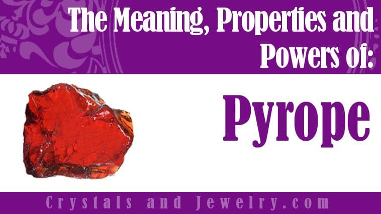 pyrope meaning