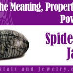 spiderweb jasper meaning