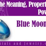 blue moonstone meaning