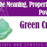 green crystal meaning