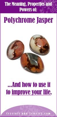 polychrome jasper meaning