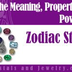 zodiac stones meaning