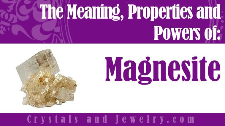 magnesite meaning