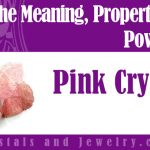 pink crystals meaning