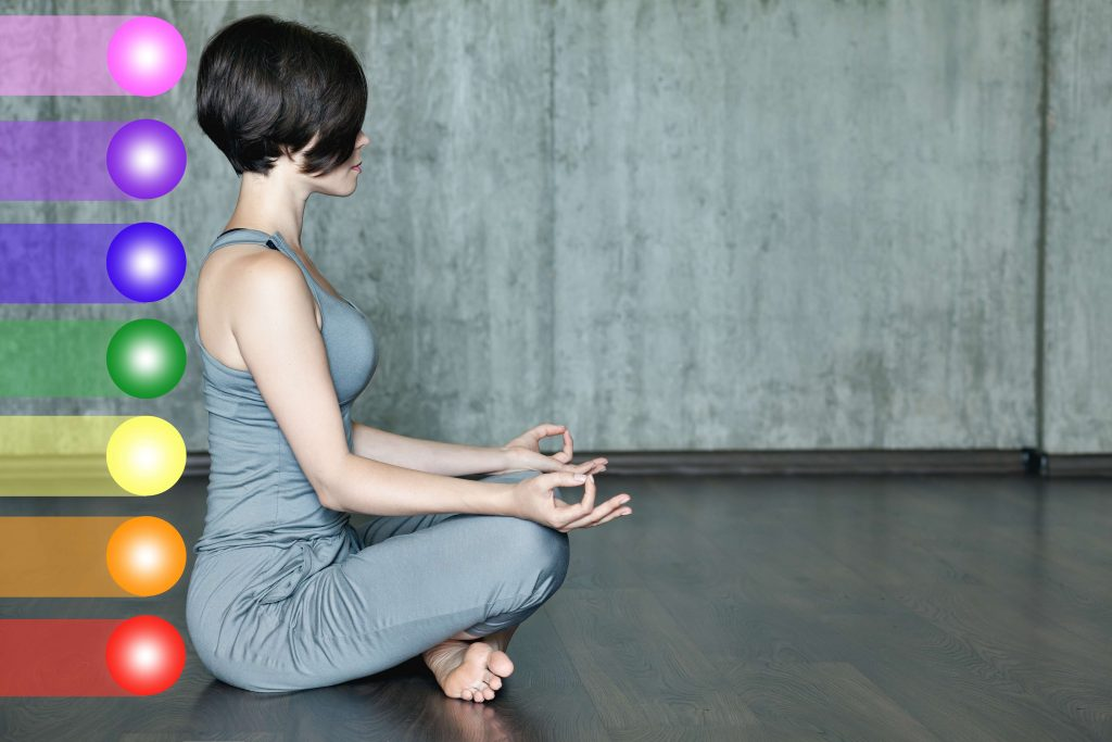 Chakra Meditation Colors
