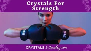 Crystals for Strength