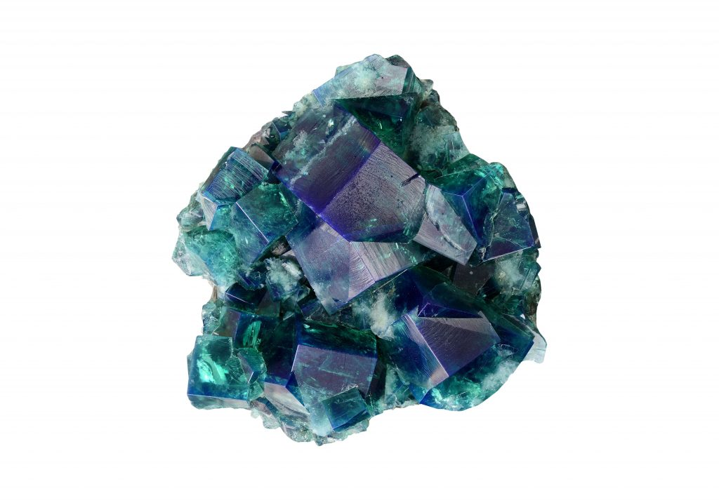 Fluorite Crystal for Focus