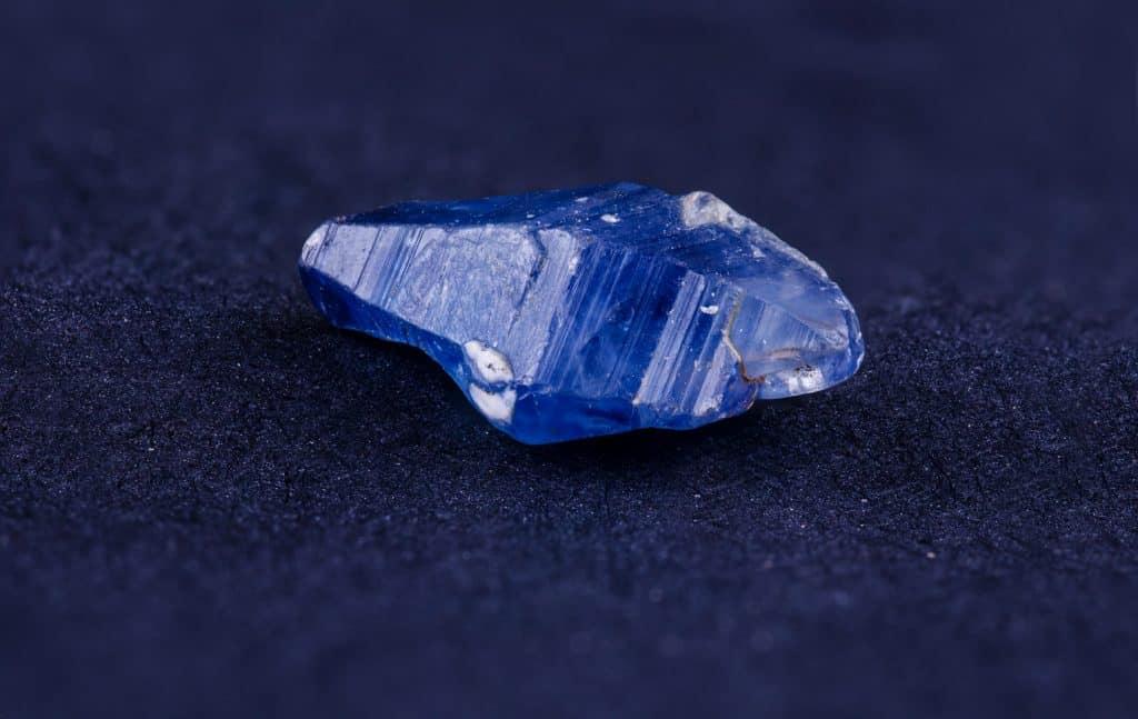 Raw Sapphire