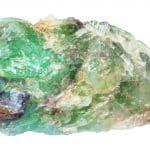 Chrysoberyl Cats Eye Crystal Gemstone