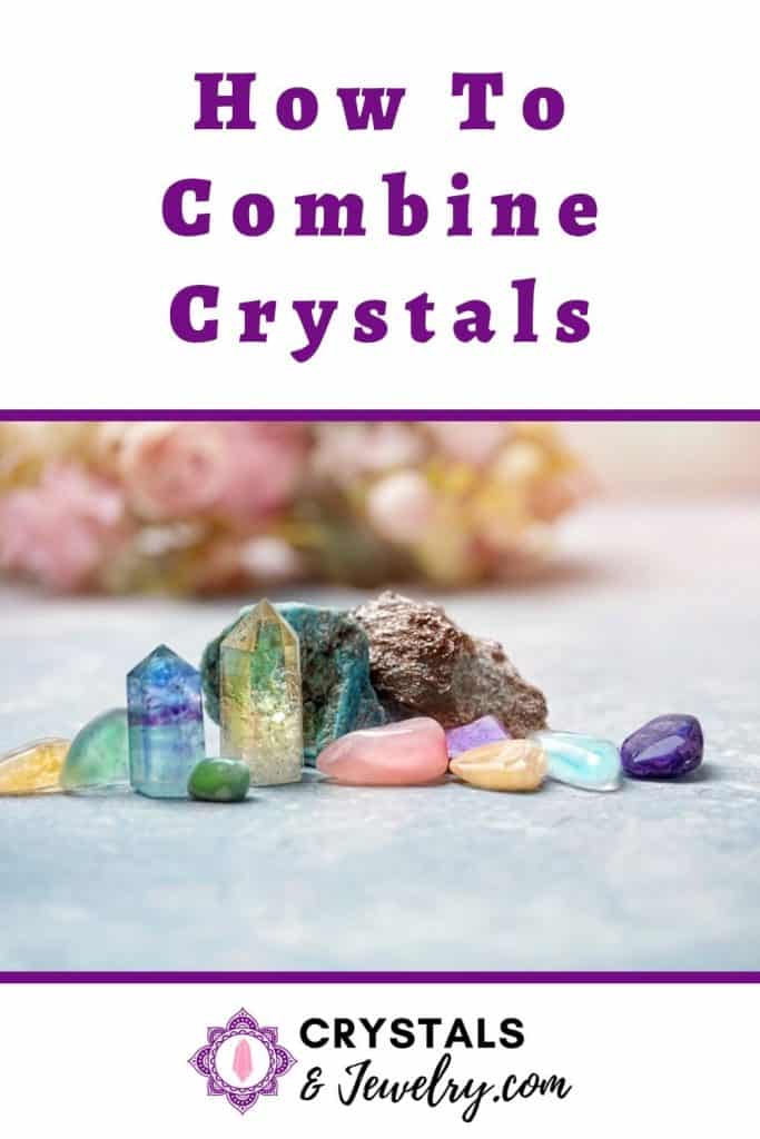 How to combine crystals