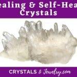 Rehealing Self-Healing Crystals