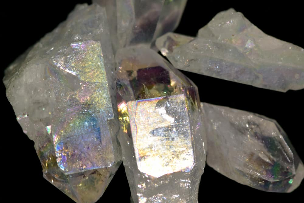 Angel Quartz Stones