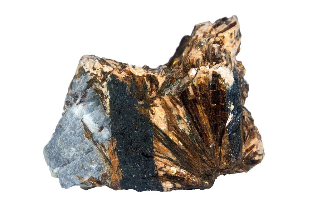 Astrophyllite Raw