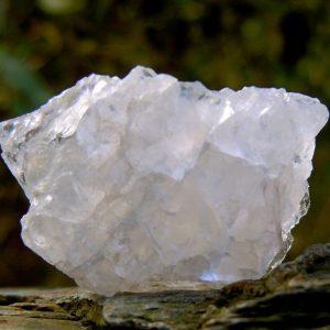 A splendid piece of Azeztulite stone