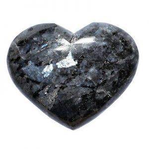 Lovely Larvikite beads
