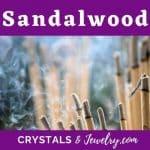 Uses for Sandalwood