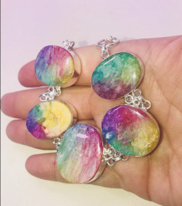 Beautiful Solar Quartz jewelry