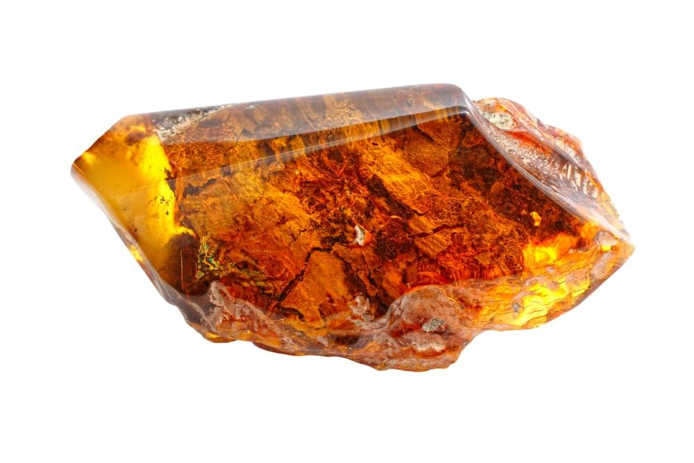 Amber Healing Stone