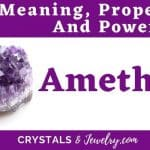 Amethyst Meaning Properties Powers