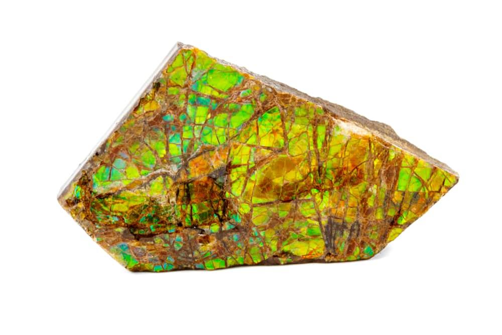 Ammolite Healing Stone Crystal
