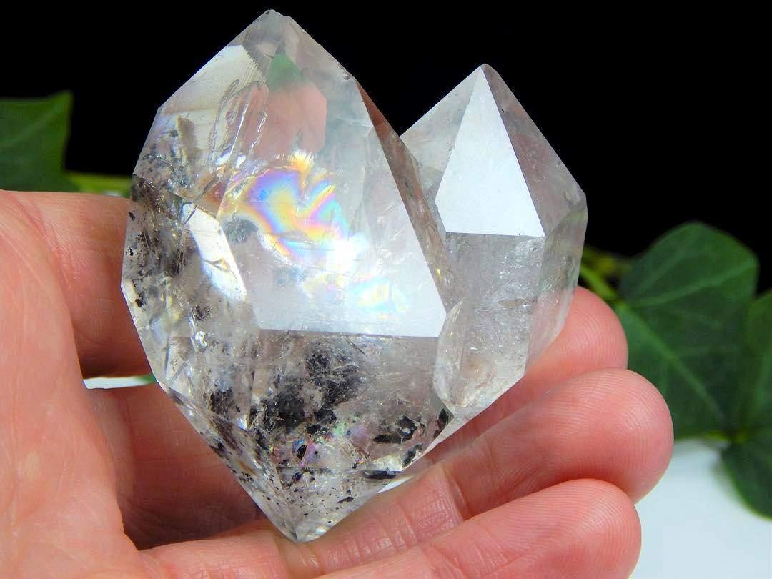 Herkimer Diamond Meanings Properties