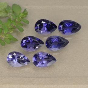 Amazing Iolite beads