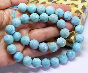 A Lovely Larimar Necklace