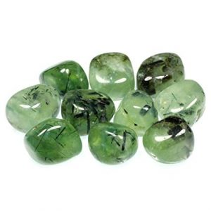 Beautiful Prehnite beads