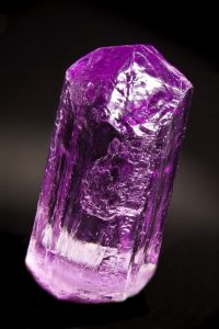 Purple Scapolite crystal