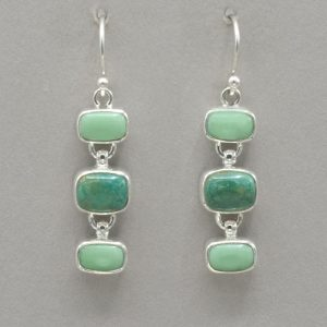 Variscite stone jewelry