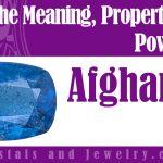 Afghanite Meaning Properties Powers