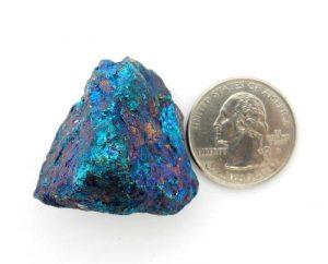 A wonderful piece of Chalcopyrite stone