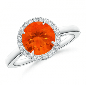Fire Opal meanings and properties