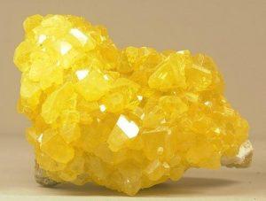 Sulphur stone properties