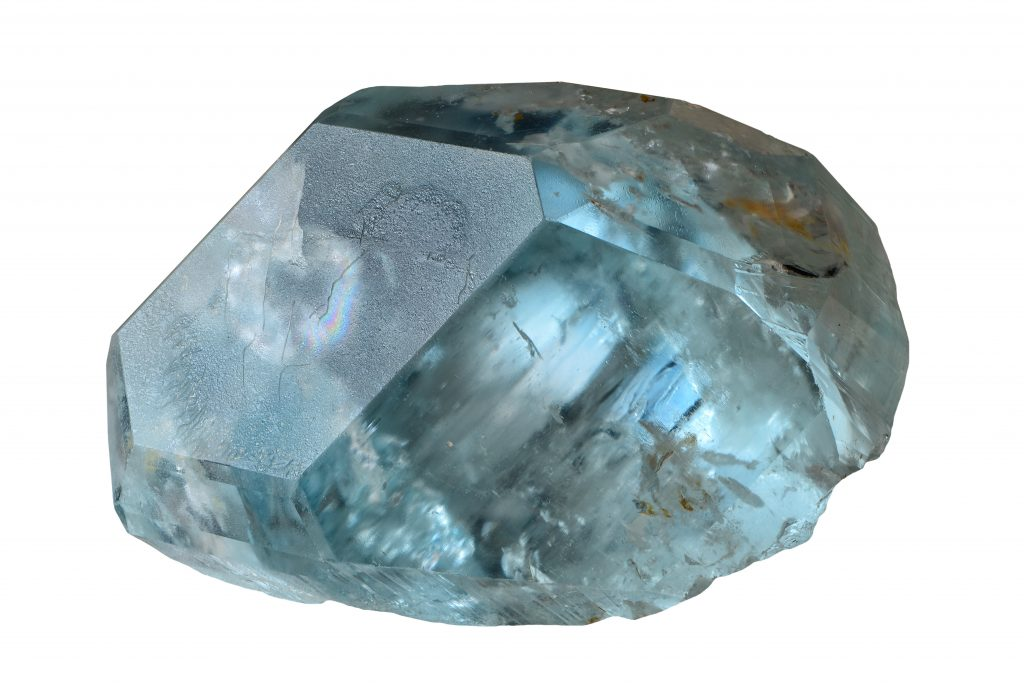 Rough Topaz from brazil