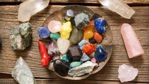 The guide to charging crystals and stones