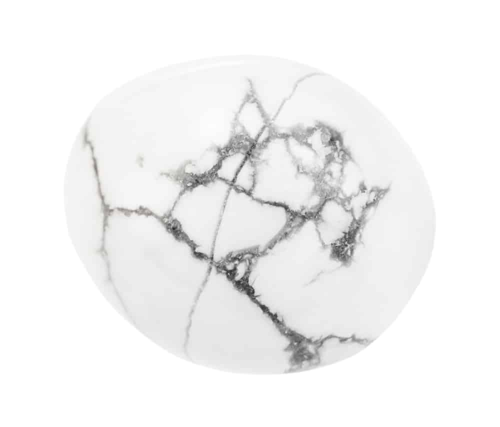 Polished Howlite
