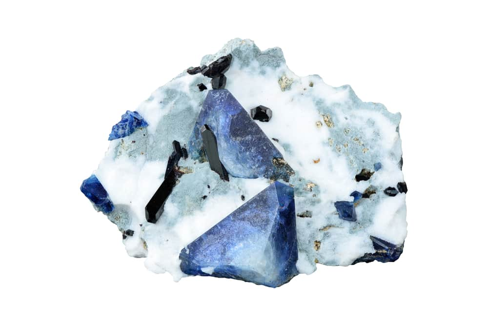 Benitoite Healing Crystal