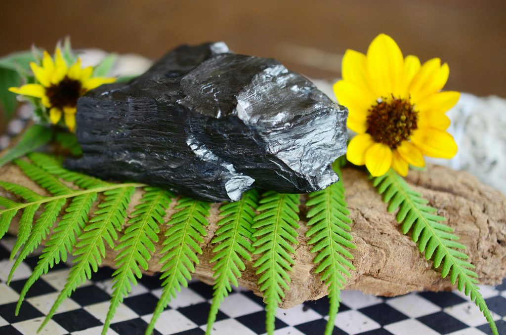 Jet Stone for Healing