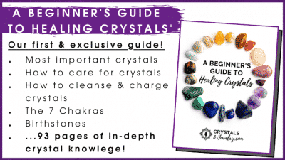 Beginners Guide to Healing Crystals Featured Thumbnail