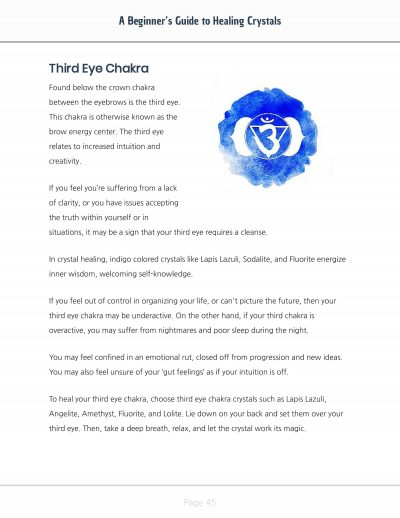 A Beginners Guide to Healing Crystals Crown Chakra